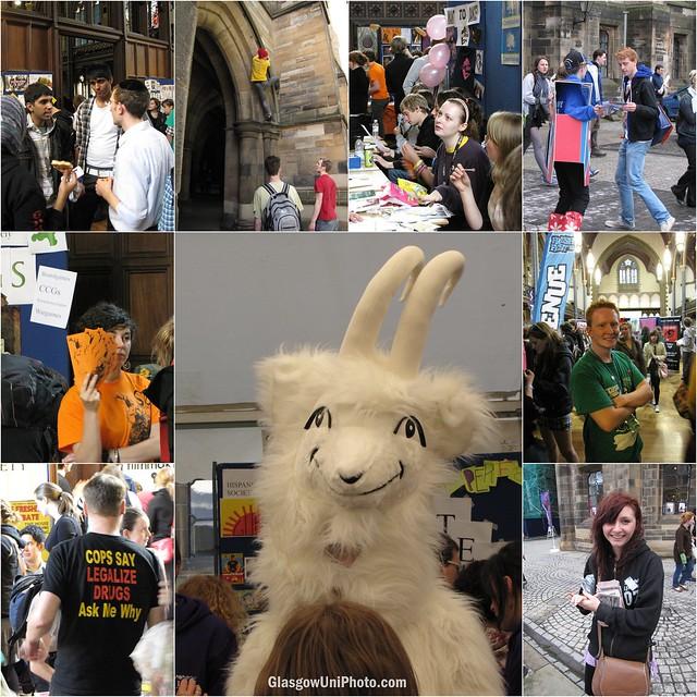 Freshers' Week 2010: People