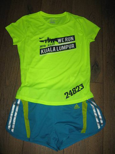 10.10.10 Nike City Run