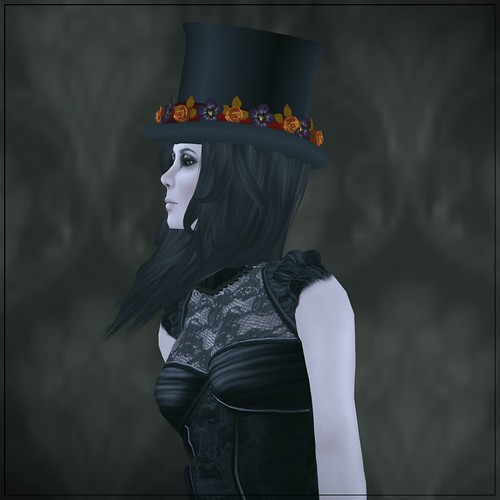 Hatpins - Lady Eleonara - October Group Gift