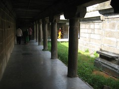 Inner Praharam - Left side