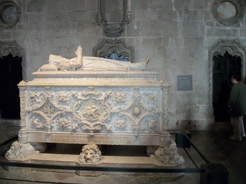 Vasco de Gama's tomb