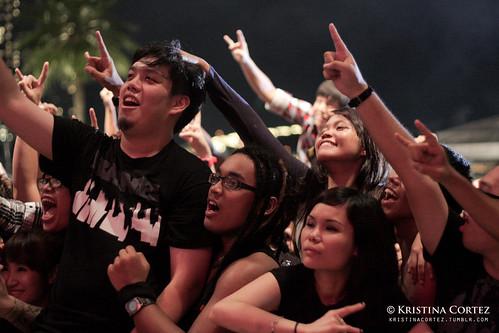King Ly Chee at Baybeats 2010