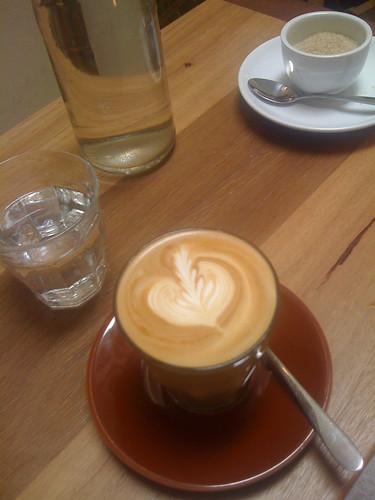 coffee at klink