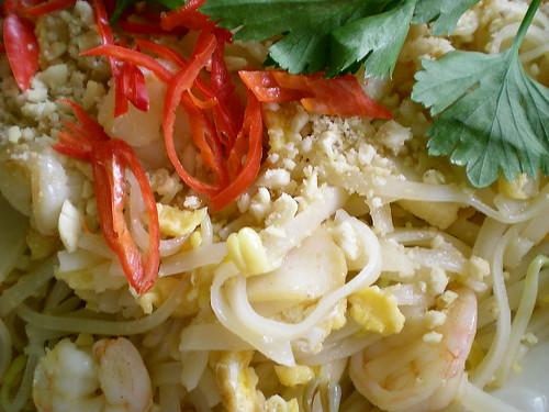 Pad Thai noodles 3