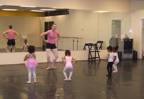 262/365 baby ballet