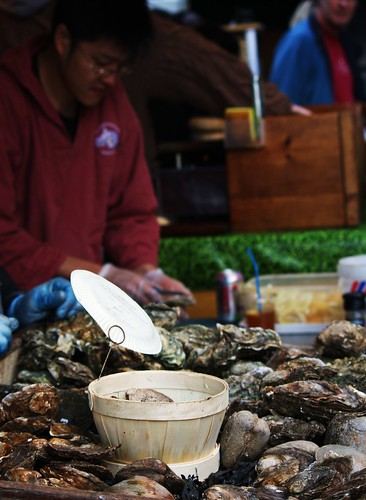 Borough Market Oysters