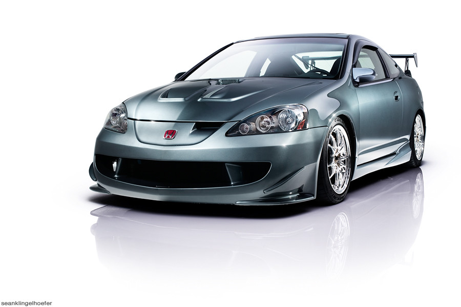 Acura RSX UPC Studio Sessions