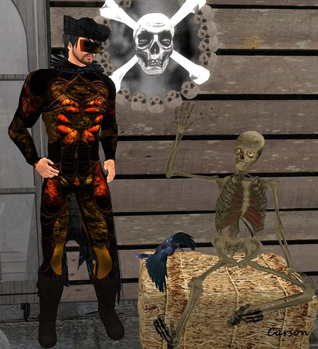 22769 brothers grimm huntgift Raven Outfit (2)
