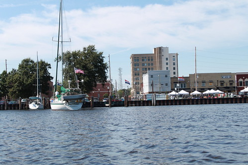 Kayaking - Pasquotank River - River and Farmer's Market