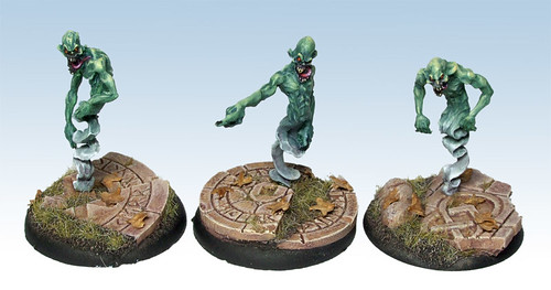 Neverborn Sorrows, Malifaux