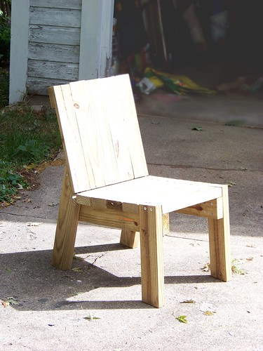 2x4 Chair
