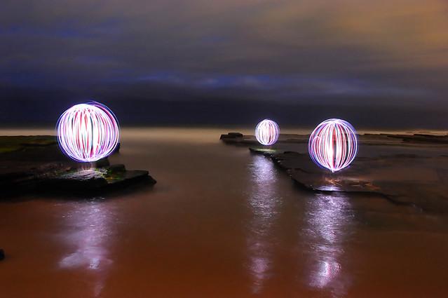 3 balls @ Turimetta