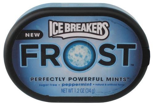 Ice Breakers Peppermint Frost
