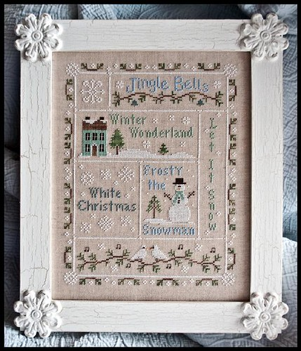 Snowflake Serenade by Country Cottage Needleworks
