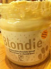 "White Chocolate (""Blondie"") Spread - Le Pain Quotdien"