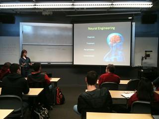 Tamara Denning talks about wireless security f...