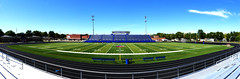 Football Field Panoramic (HDR)