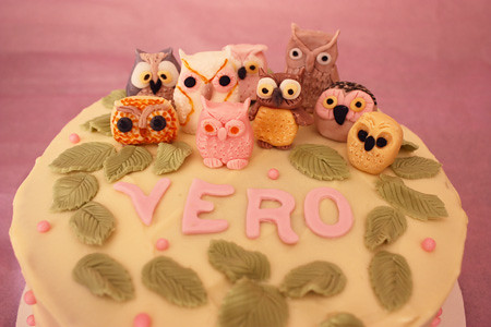 Owl Cake1