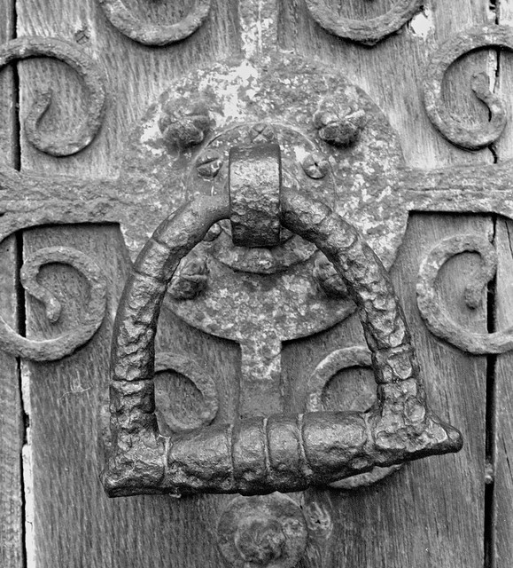 Door Knocker, Salisbury Cathedral
