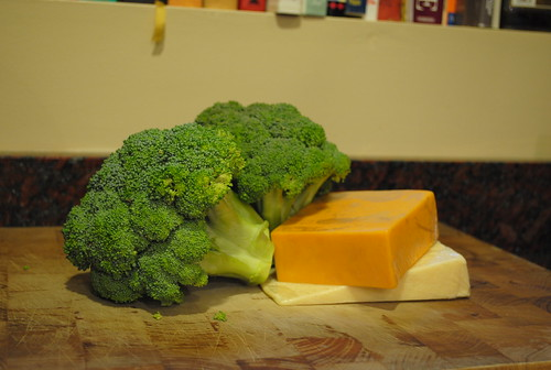 Broccoli and Cheddar Cheese