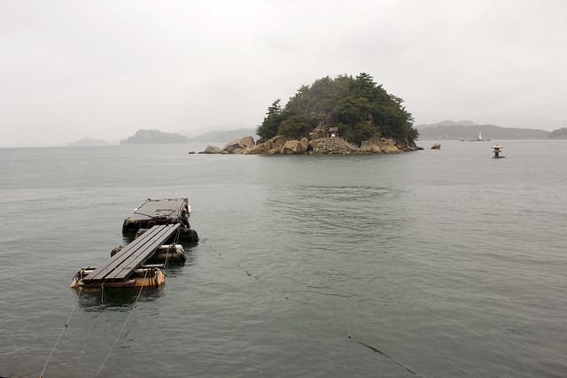 island shrine