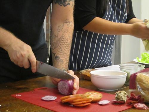 Chopping 1