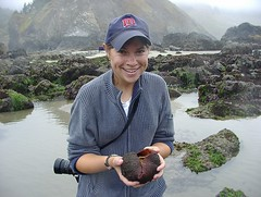 donna with a chiton