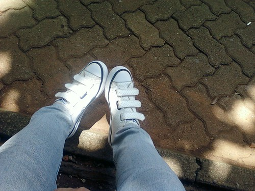 may white shoes xD