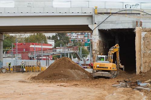 Pont de Sant Adrià - SUR - 15-11-10