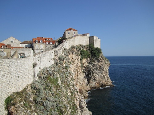 Dubrovnik 0263 wall view
