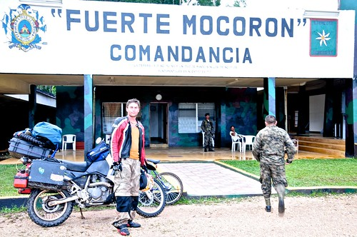 KLR 650 Trip Honduras 435