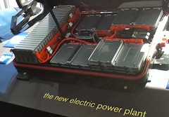Battery packs for Nissan Leaf