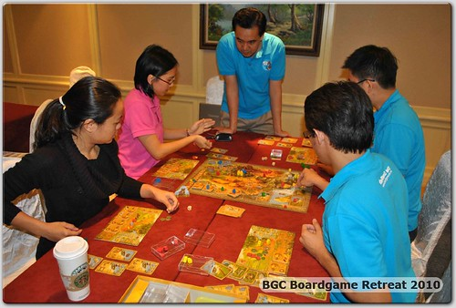 BGC Retreat - Stone Age