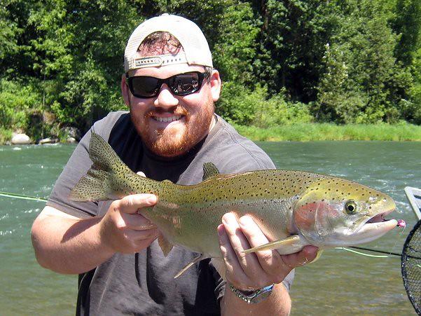 Willamette River Steelhead