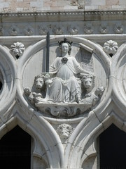 Piazzetta San Marco, Venice - Doge's Palace