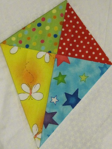 four patch kite
