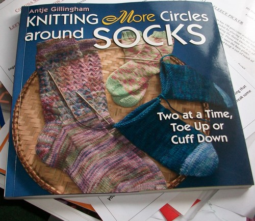 New Sock Book