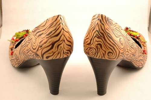 Woodland Fantasy shoes, heels