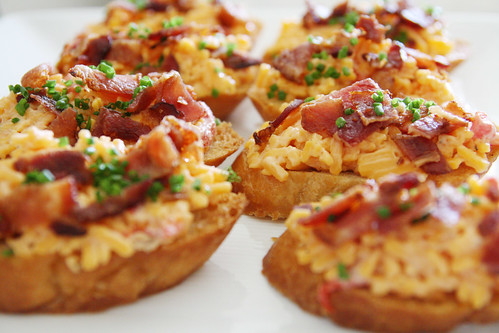 bacon pimiento cheese