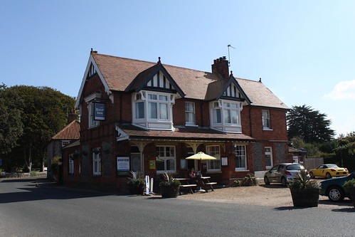 The Ship Inn, Weybourne