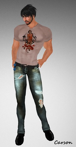 MHOH4 # 75 - Equilibrium Design prize Mud Light Jeans and Good Luck T-Shirt