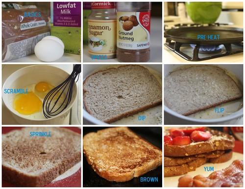 Crumbs & Creativity | French Toast