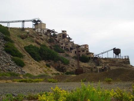 Miniere Calamina, giacimento di ferro a Capoliveri