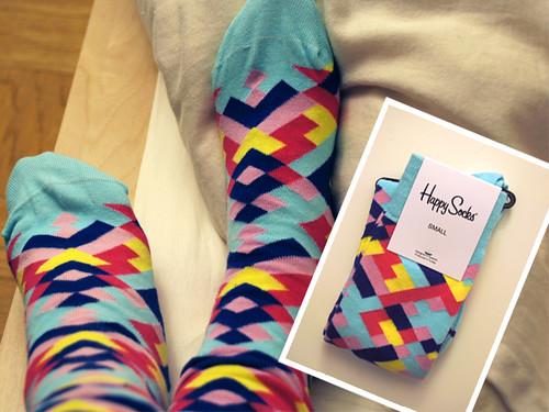 Happy Socks!