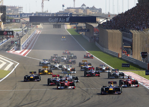 Bahrain Grand Prix returns for 2012