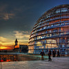 Berliner Sunset by 23gxg
