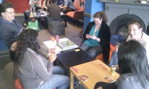 Boardgames @ Cafe Games