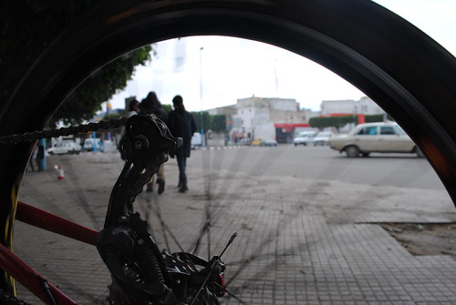 Bike in El Jadida