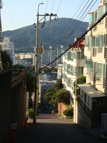 Jangsan - Haeundae