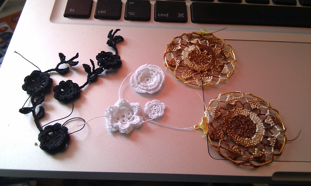 progress in jewelry making